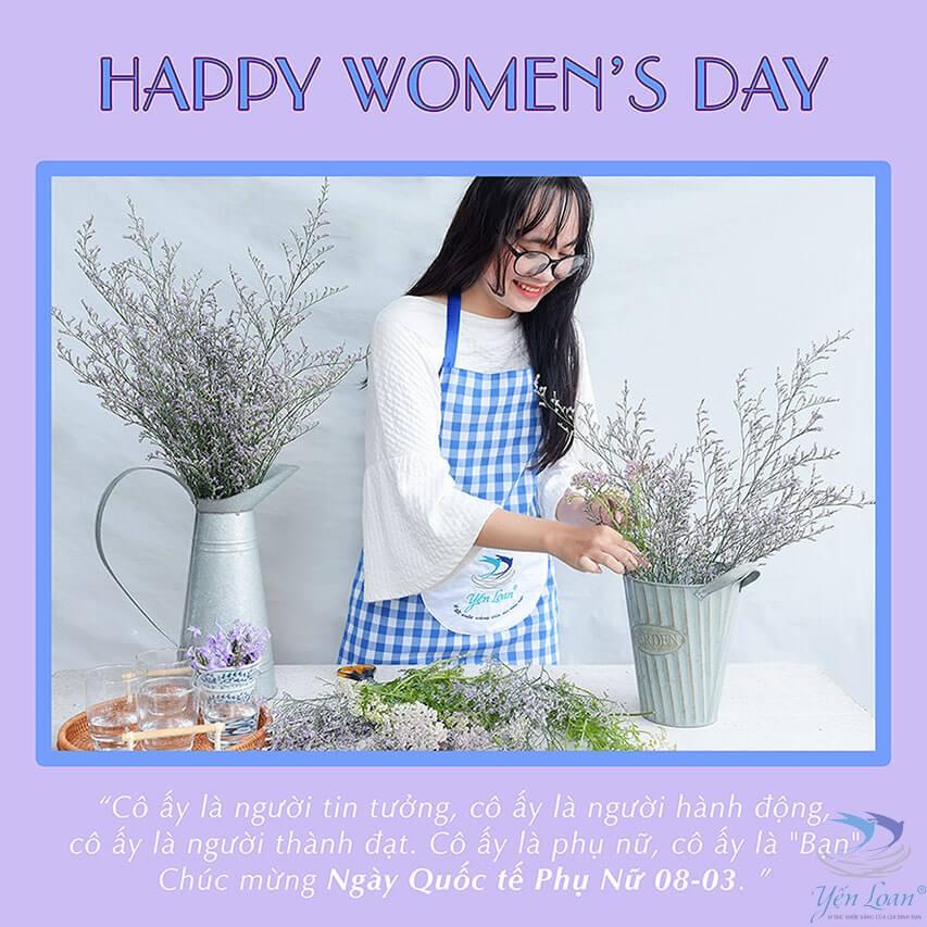 Yến sào món quà sức khỏe ý nghĩa dành tặng người phụ nữ bạn yêu