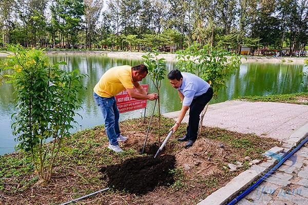 Lễ Phát động trồng cây