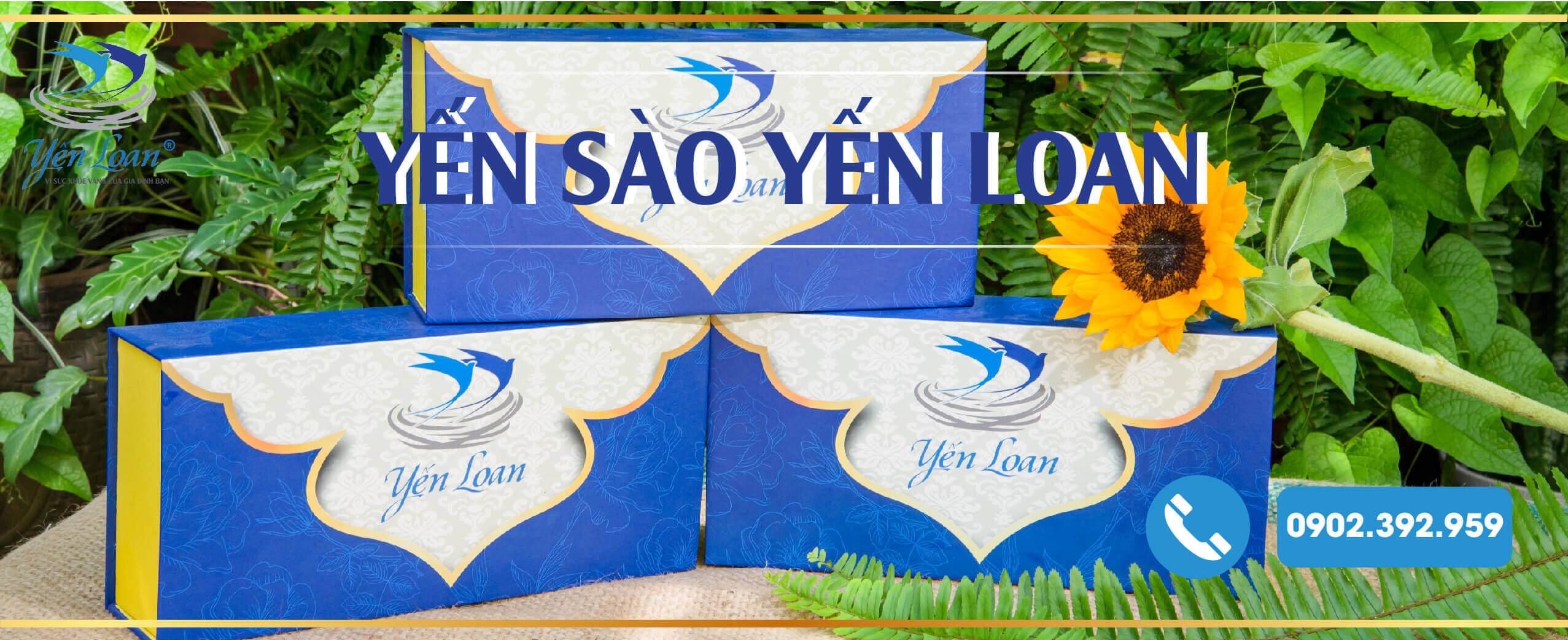 Yến Sào Yến Loan ! Sản phẩm yến sạch đặc sản Tây Ninh