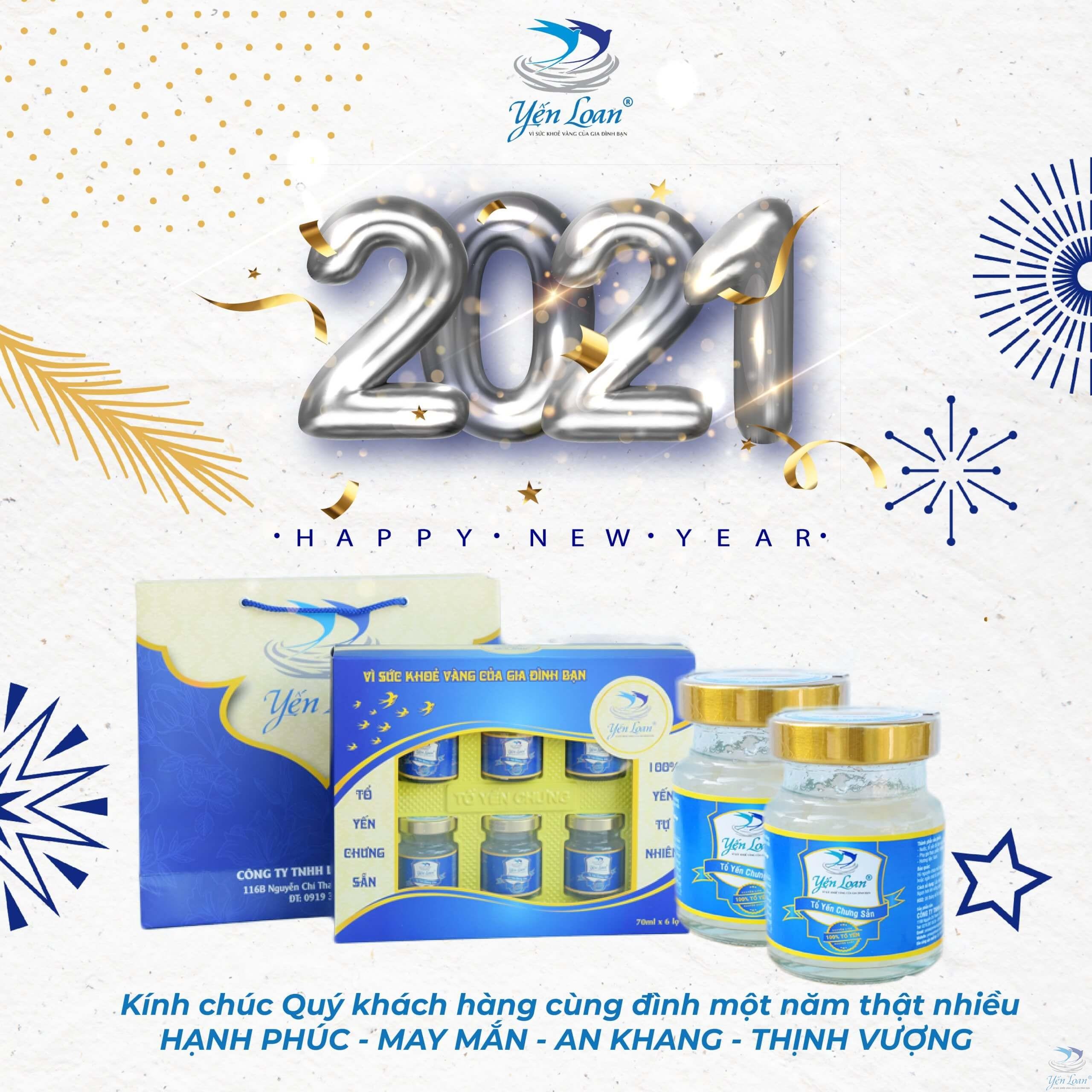 Tết Dương Lịch 2021