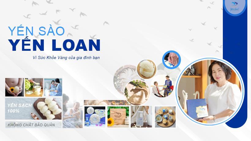 Về chúng tôi - Thương hiệu yến sào Yến Loan hàng đầu tại Tây Ninh