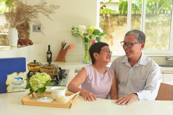 Yến sào Yến Loan gợi ý món quà tặng cha mẹ đầy ý nghĩa