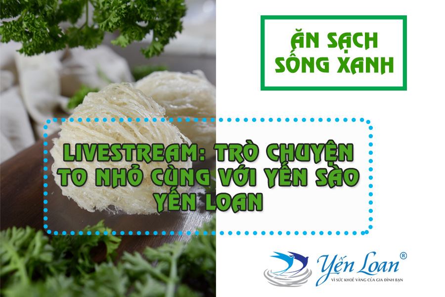 Ăn sạch sống xanh lối sống lành mạnh ngày nay