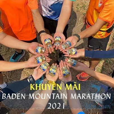 Khuyến mãi BaDen mountain marathon Tây Ninh 2021 với ngàn quà tặng