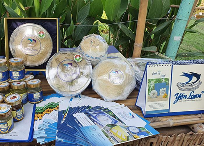 Yến sào Yến Loan và chuỗi cung ứng thực phẩm sạch Ong Vàng BEE FRESH