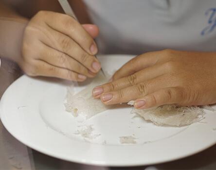 Những thông tin cần biết về yến sạch nguyên tổ rút lông